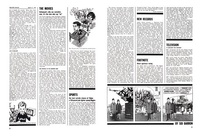 Article Preview: THE MOVIES, March 1964 | Maclean's