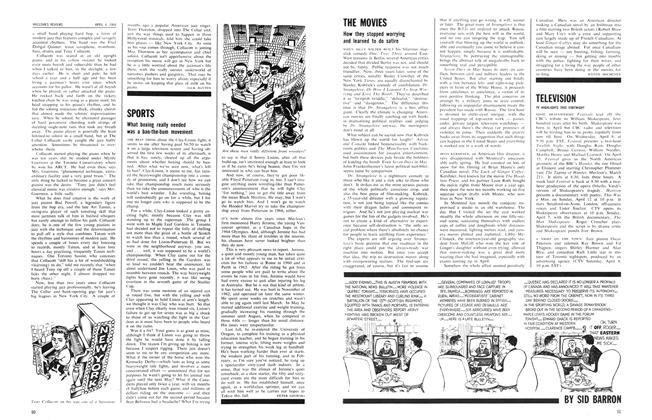 Article Preview: THE MOVIES, April 1964 | Maclean's