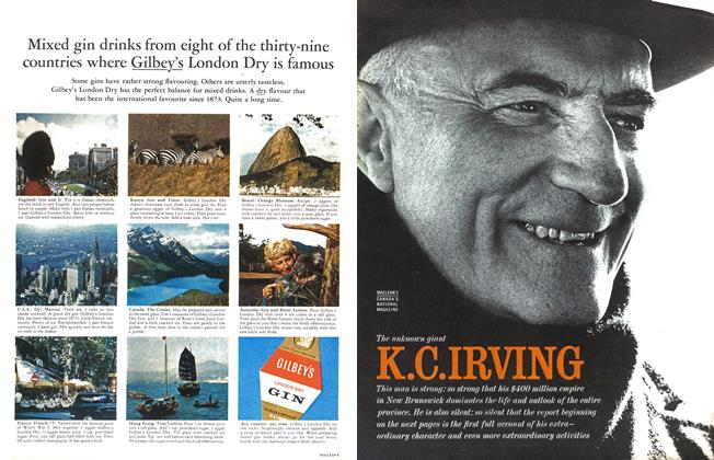 Article Preview: The unknown giant K. C. IRVING, April 1964 | Maclean's