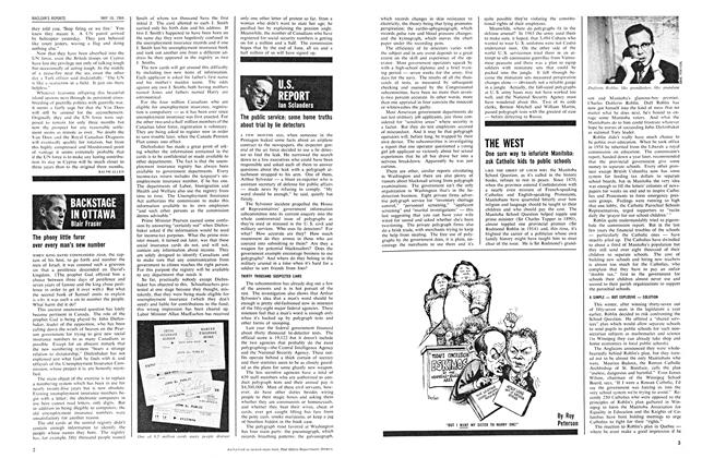 Article Preview: U.S. REPORT, May 1964 | Maclean's