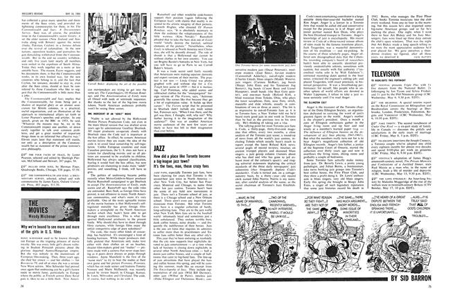 Article Preview: JAZZ, May 1964 | Maclean's