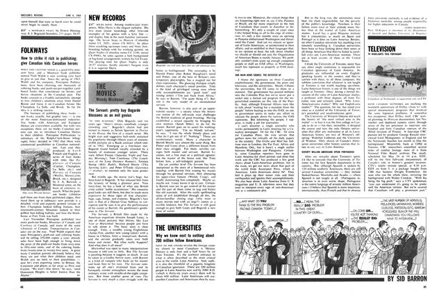 Article Preview: THE MOVIES, June 1964 | Maclean's