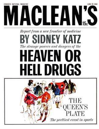 Article Preview: MACLEAN'S, June 1964 | Maclean's