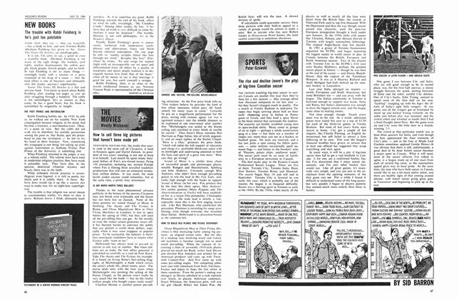 Article Preview: NEW BOOKS, July 1964 | Maclean's