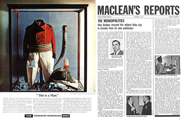 Article Preview: THE MUNICIPALITIES, September 1964 | Maclean's