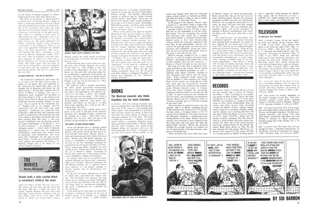 Article Preview: THE MOVIES, October 1964   Maclean's