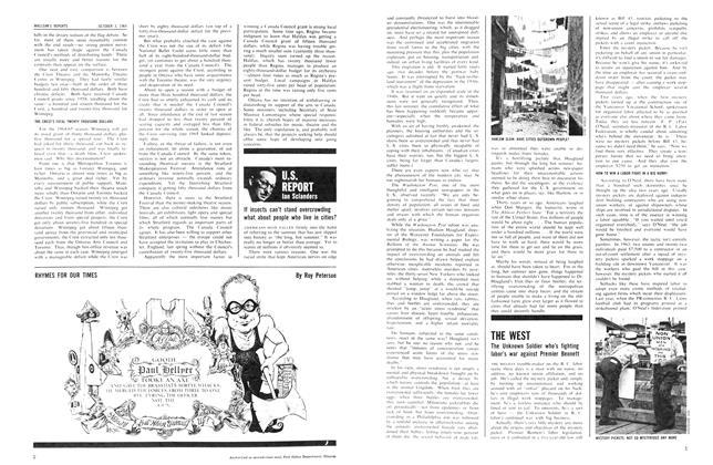 Article Preview: U.S. REPORT, October 1964 | Maclean's