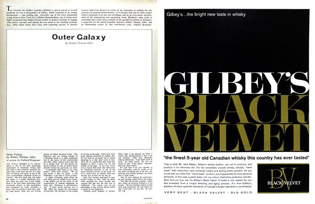 Article Preview: Outer Calaxy, November 1964   Maclean's