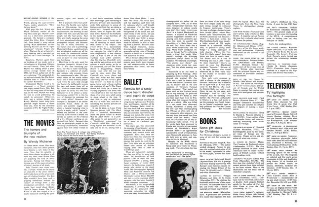 Article Preview: Formula for a sassy dance team: disaster —and esprit de corps, December 1964 | Maclean's
