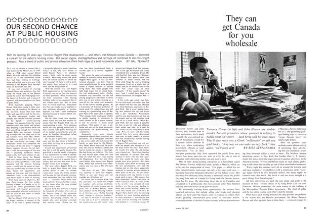 Article Preview: They can get Canada for you wholesale, March 1965 | Maclean's