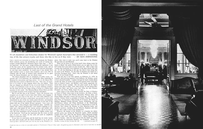 Article Preview: The WINDSOR, August 1965 | Maclean's