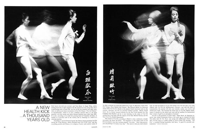 Article Preview: ANEW HEALTH KICK ...ATHOUSAND YEARS OLD, August 1965 | Maclean's