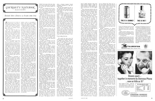 Article Preview: Instant shore dinners: a dream come true, August 1965 | Maclean's