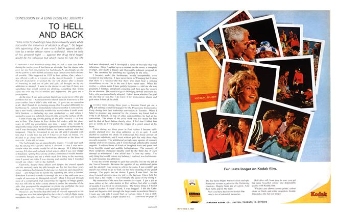 Article Preview: TO HELL AND BACK, September 1965 | Maclean's