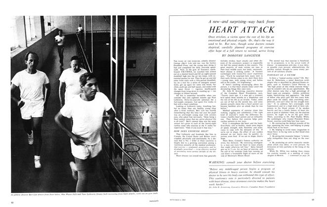 Article Preview: HEART ATTACK, September 1965 | Maclean's