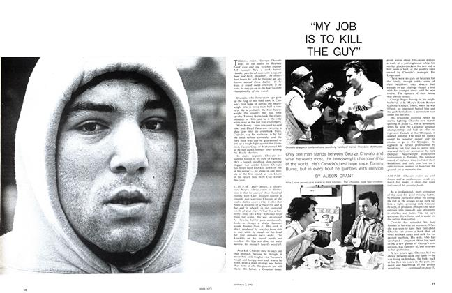 "Article Preview: ""MY JOB IS TO KILL THE GUY"", October 1965 