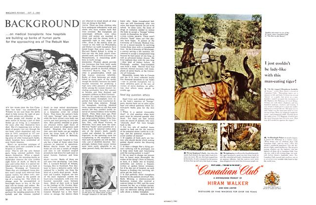 Article Preview: BACKGROUND, October 1965 | Maclean's