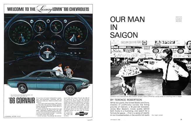 Article Preview: OUR MAN IN SAIGON, November 1965 | Maclean's
