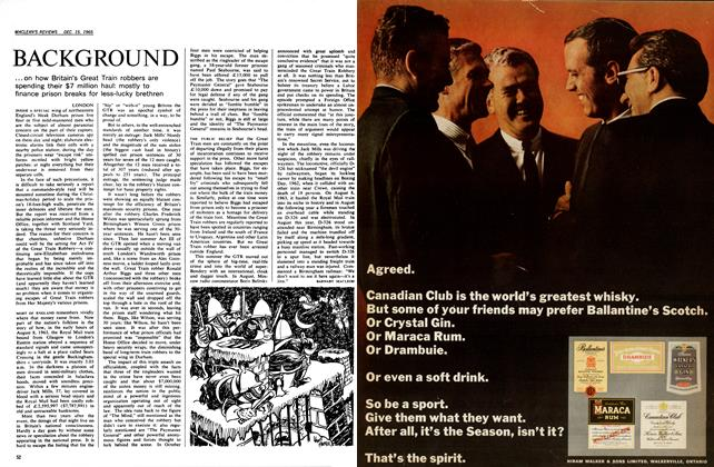 Article Preview: BACKGROUND, December 1965 | Maclean's