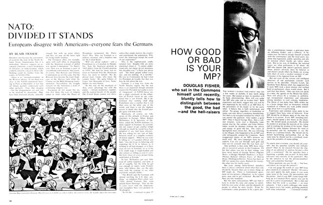 Article Preview: HOW GOOD OR BAD IS YOUR MP?, February 1966 | Maclean's
