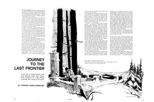Article Preview: JOURNEY TO THE LAST FRONTIER, February 1966 | Maclean's