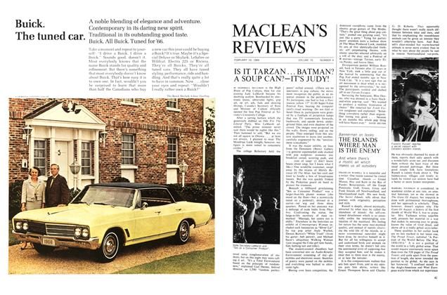 Article Preview: THE ISLANDS WHERE MAN IS THE ENEMY, February 1966 | Maclean's