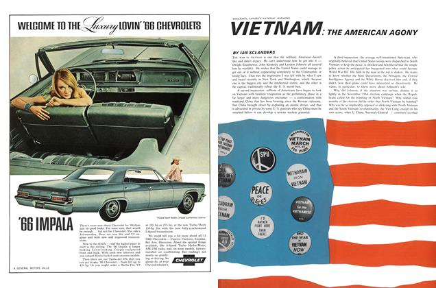Article Preview: VIETNAM: THE AMERICAN AGONY, February 1966 | Maclean's
