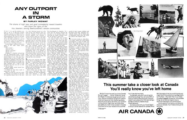 Article Preview: ANY OUTPORT IN A STORM, March 1966 | Maclean's