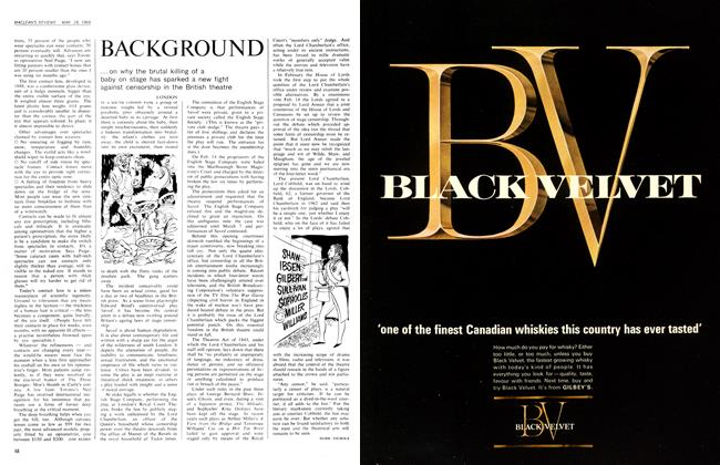 Article Preview: BACKGROUND, March 1966 | Maclean's