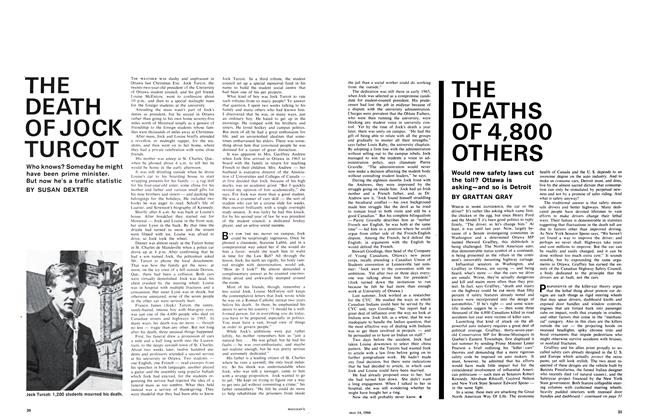 Article Preview: THE DEATHS OF 4,800 OTHERS, May 1966 | Maclean's