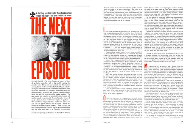 Article Preview: THE NEXT EPISODE, June 1966 | Maclean's