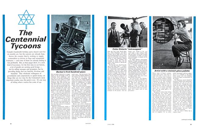 Article Preview: The Centennial Tycoons, June 1966 | Maclean's