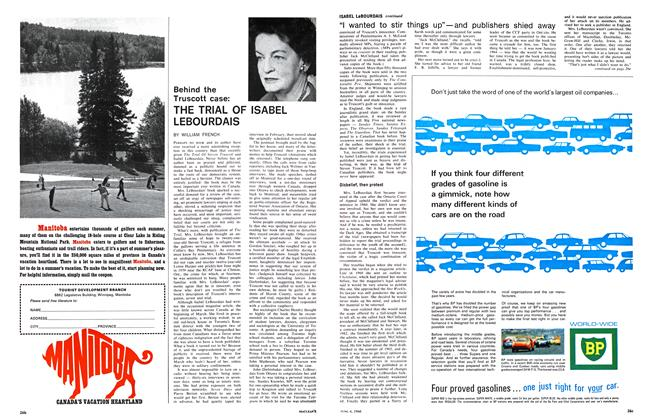 Article Preview: THE TRIAL OF ISABEL LEBOURDAIS, June 1966 | Maclean's