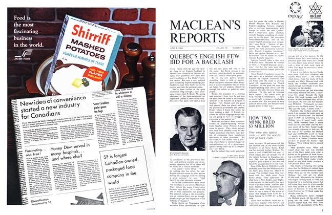 Article Preview: HOW TWO MINK BRED $3 MILLION, June 1966 | Maclean's