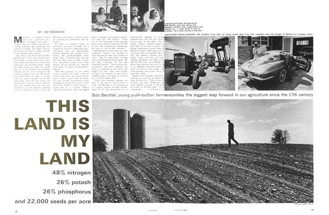 Article Preview: THIS LAND IS MY LAND, July 1966 | Maclean's