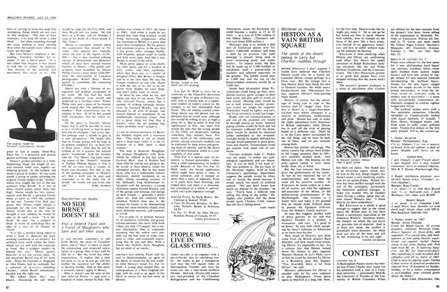 Article Preview: NO SIDE BIRNEY DOESN'T SEE, July 1966 | Maclean's