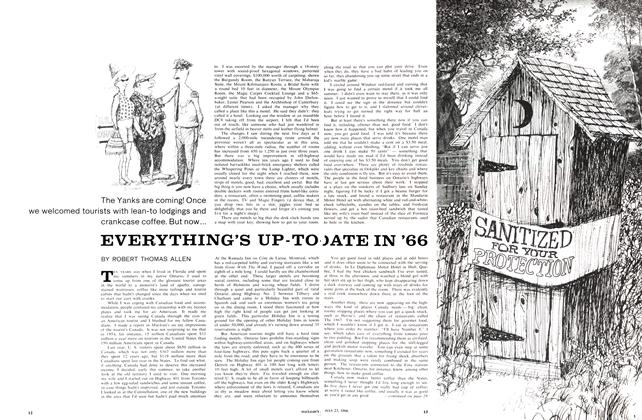Article Preview: EVERYTHING'S UP-TO-DATE IN '66, July 1966 | Maclean's