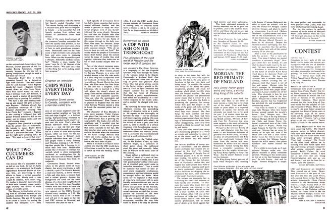 Article Preview: CHIPS WITH EVERYTHING EVERY DAY, August 1966 | Maclean's