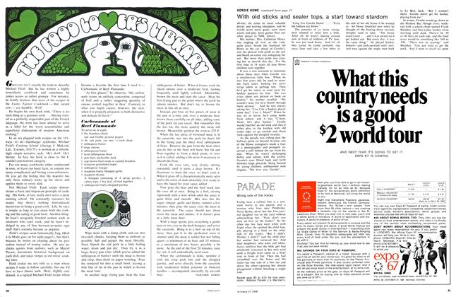 Article Preview: THE FOOD LOVER'S LIBRARY, October 1966 | Maclean's