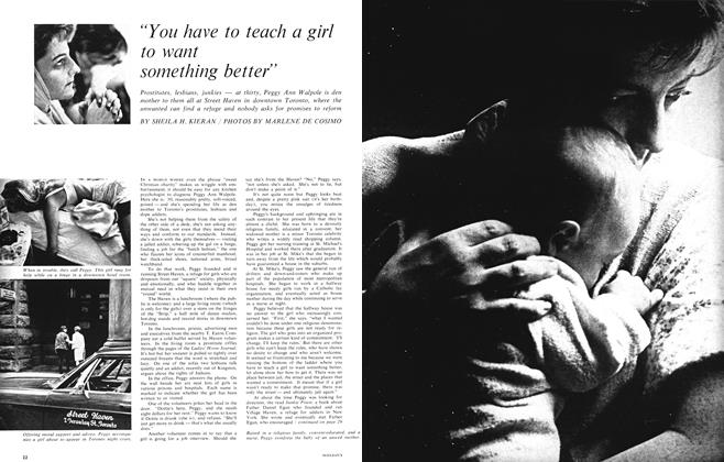 "Article Preview: ""You have to teach a girl to want something better"", November 1966 