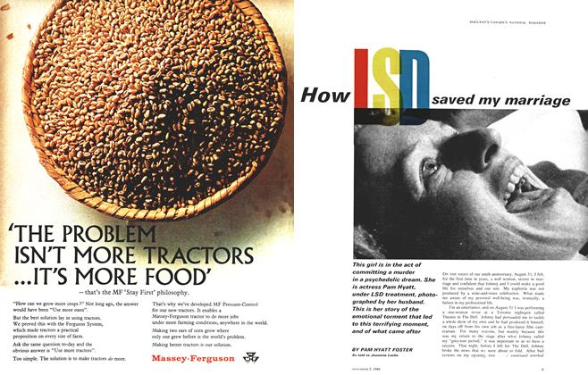 Article Preview: How ISD saved my marriage, November 1966 | Maclean's