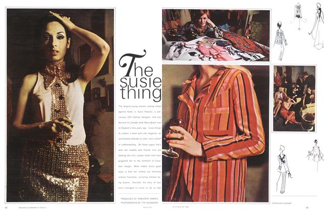 Article Preview: The Susie thing, November 1966 | Maclean's