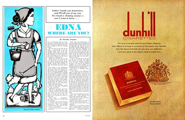 Article Preview: EDNA WHERE ARE YOU?, February 1967 | Maclean's