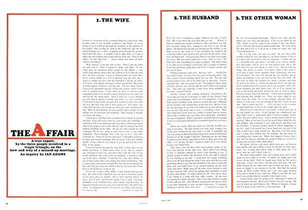 Article Preview: 1. THE WIFE, April 1967 | Maclean's