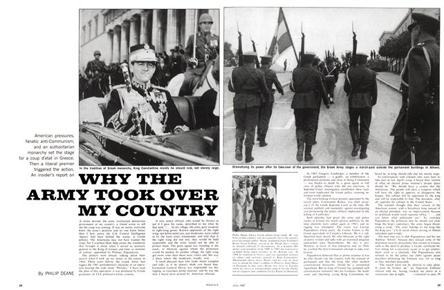 Article Preview: WHY THE ARMY TOOK OVER MY COUNTRY, July 1967 | Maclean's