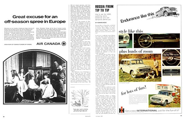 Article Preview: RUSSIA FROM TIP TO TIP, October 1967 | Maclean's
