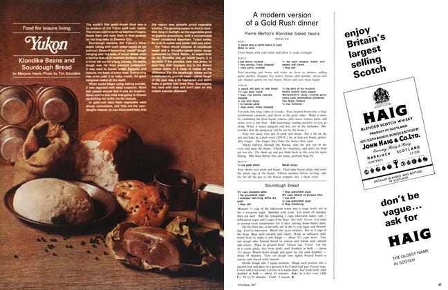 Article Preview: Yukon, November 1967 | Maclean's