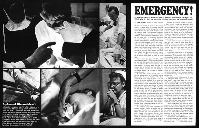 Article Preview: EMERGENCY!, January 1968 | Maclean's