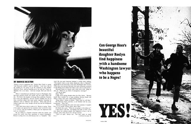 Article Preview: ROSLYN & DURWARD—HAPPY? YES, March 1968 | Maclean's