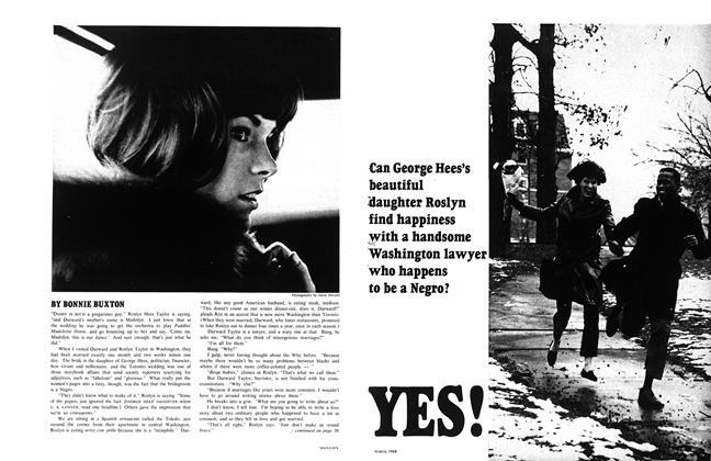 Article Preview: ROSLYN & DURWARD—HAPPY? YES, March 1968 | Maclean's